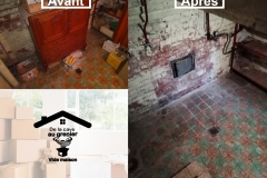 De la cave au grenier - Vide maison  Charleroi